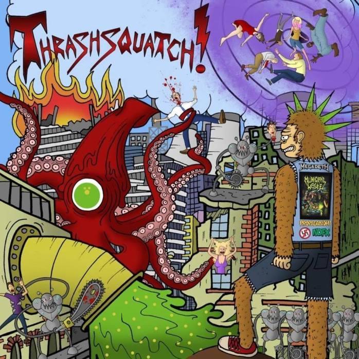 Thrashsquatch