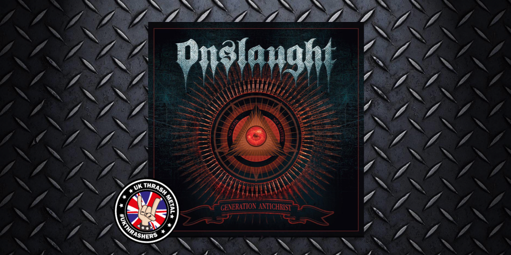Onslaught – Generation AntichristReview